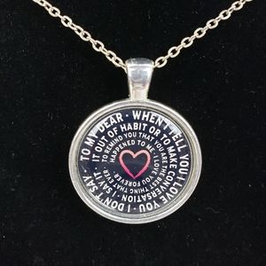 Jewelry - To My Dear Love Pendant Necklace